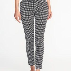 gingham pixie pants